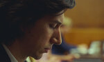 This image released by Netflix shows Adam Driver in