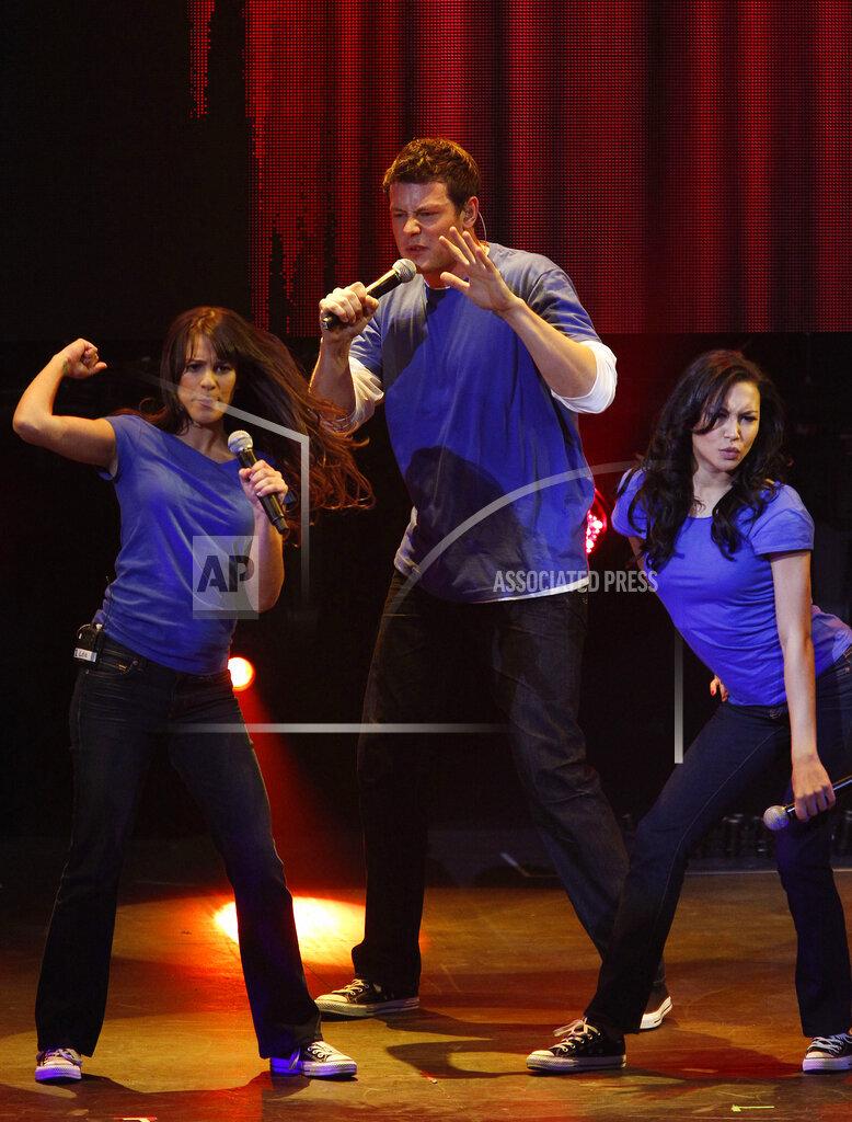 Glee Concert Arizona