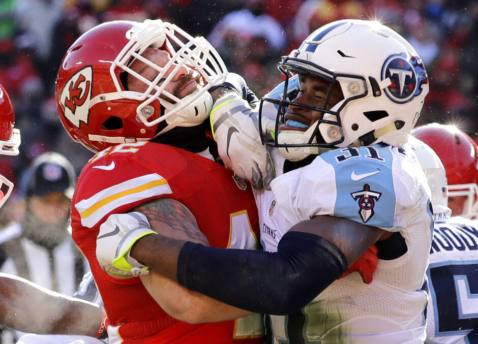 Kevin Byard, Anthony Sherman