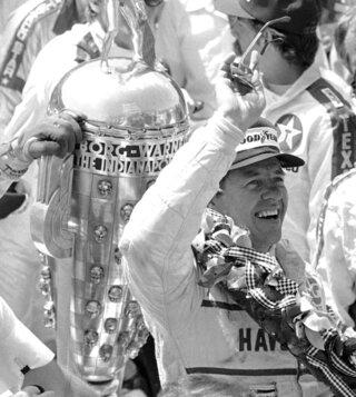 Indy 500 1983 Countdown Race 67 Auto Racing