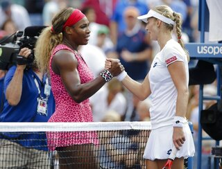 Ekaterina Makarova, Serena Williams