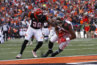 Buccaneers Bengals Football