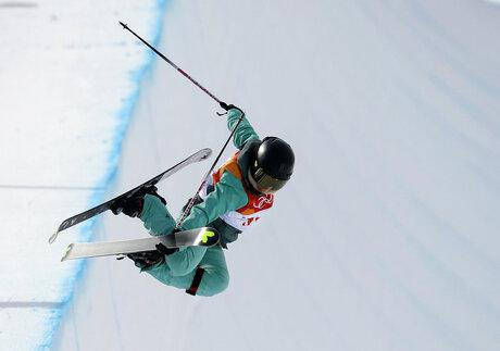Pyeongchang Olympics Olympic Sacrifices