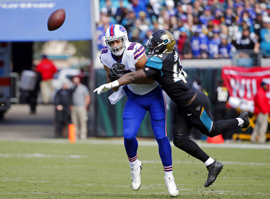 Bills Jaguars Football