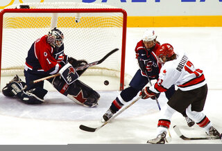 Pyeongchang Olympics Mleczkos Chance Hockey