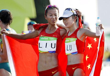 Liu Hong, Lu Xiuzhi