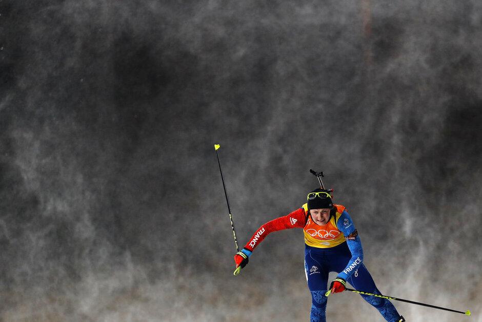 Pyeongchang Olympics Biathlon Women