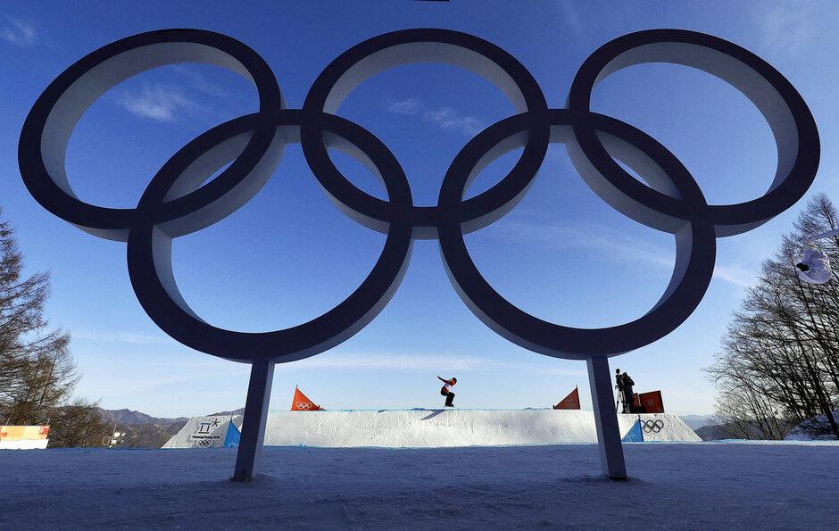 APTOPIX Pyeongchang Olympics Snowboard Women