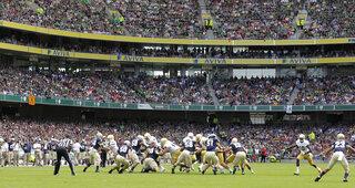 Ireland Navy Notre Dame Football
