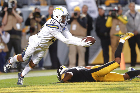 CHARGERS-STEELERS