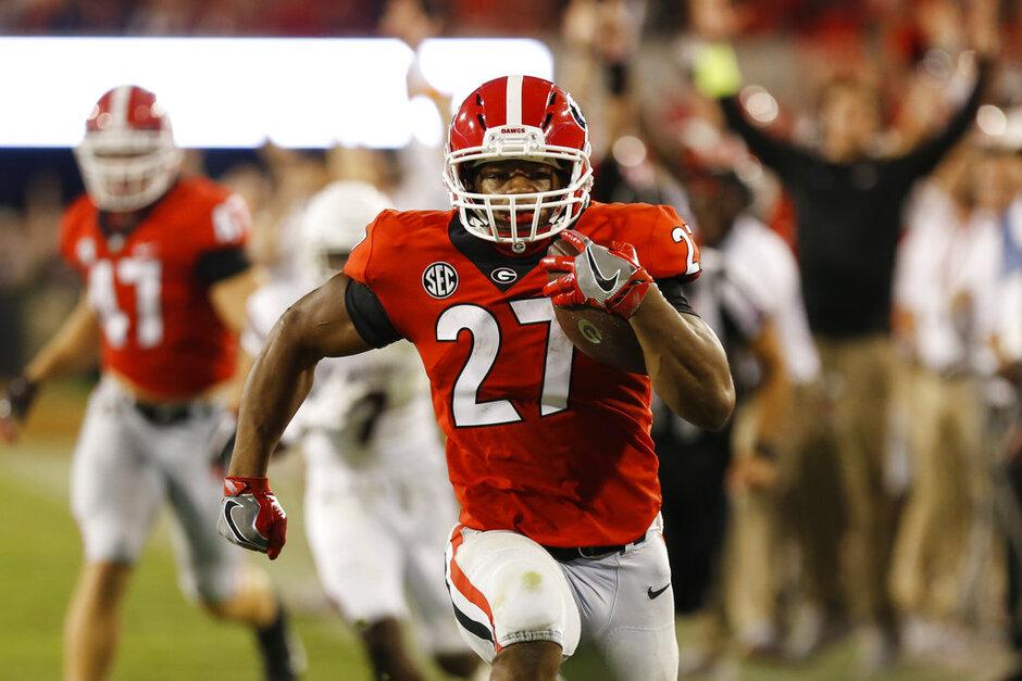 SEC-Sharing the Spotlight Football