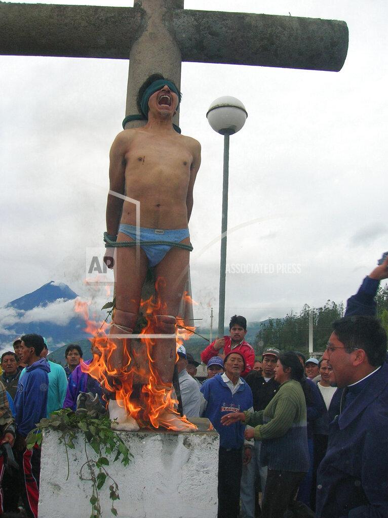 AP I ECU ECUADOR