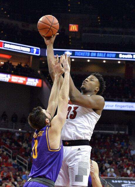 Lipscomb Louisville Basketball