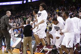 NCAA Cincinnati Saint Josephs Basketball