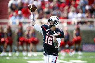 E Washington Texas Tech Football