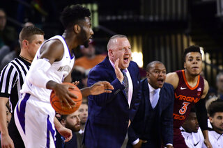 Virginia Tech Washington Basketball
