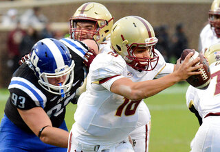 Duke-Boston College football