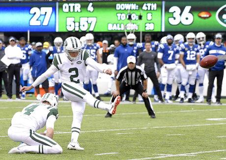 Jets Recor Setting Myers Football