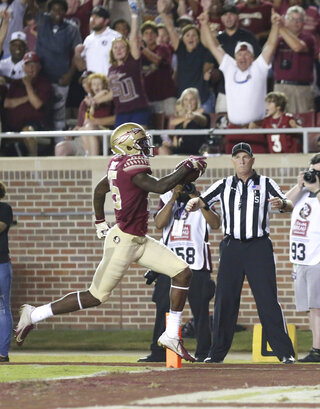 Florida St Catching On Football