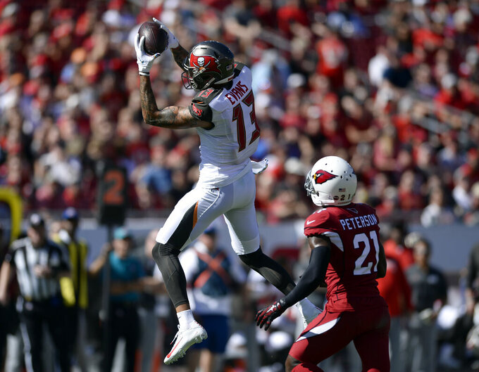 Winston throws for 358 yards, Bucs beat Cardinals 30-27
