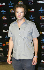 FILE - In this Aug. 13, 2005 file photo, actor Danny Masterson poses on the red carpet before attending a Phat Farm and Stuff Magazine party/fashion show in Las Vegas. Masterson, known for his roles in