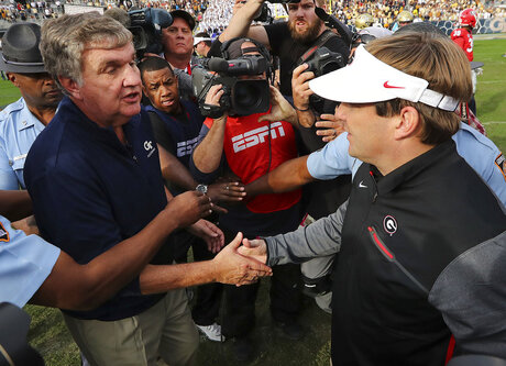 Kirby Smart: Paul Johnson