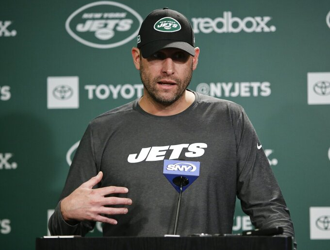 Jets' Gase: There was no power struggle with Maccagnan