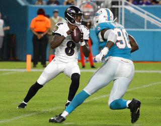 Baltimore Ravens, Charles Harris