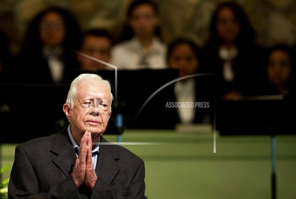YE Jimmy Carter