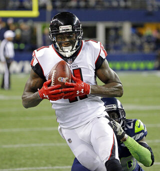 Jeremy Lane, Julio Jones