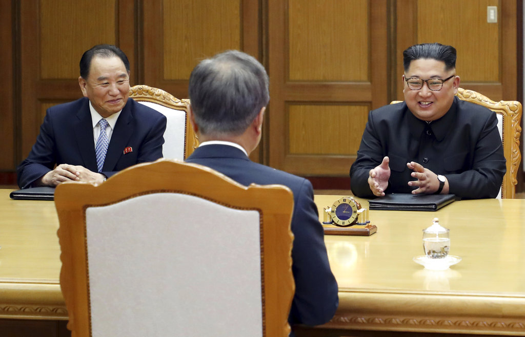 SKorea Media: June 1 North-South Meeting Back On