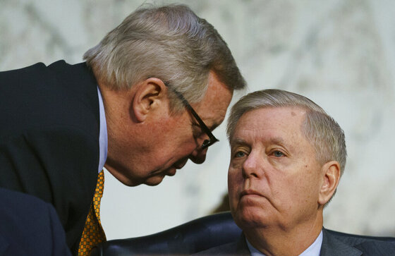 Lindsey Graham, Dick Durbin