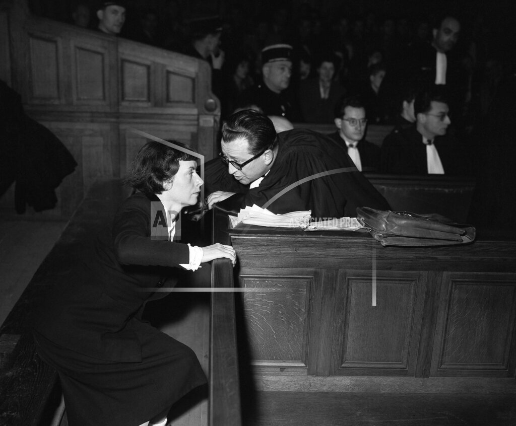 Watchf Associated Press International News   France APHS123793 The Cat On Trial
