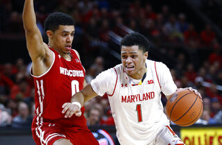 D'Mitrik Trice, Anthony Cowan Jr