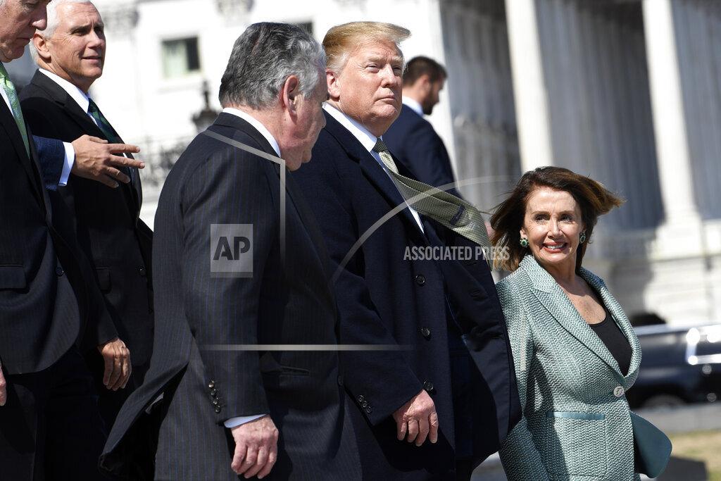 Trump US Ireland