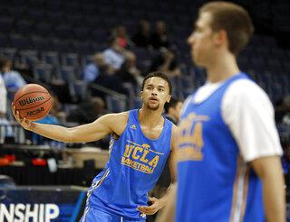 NCAA UCLA Basketball