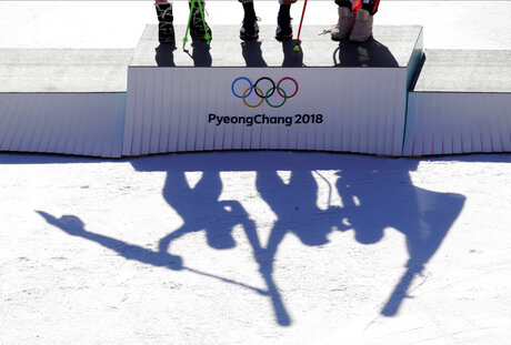 Pyeongchang Olympics Shadows-Photo Gallery