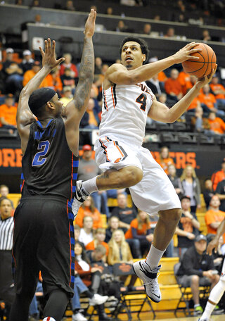 DePaul Oregon St Basketball