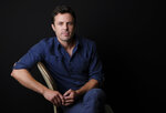 In this Aug. 3, 2018 photo, actor Casey Affleck poses for a portrait at the Four Seasons Hotel in Los Angeles to promote his upcoming film