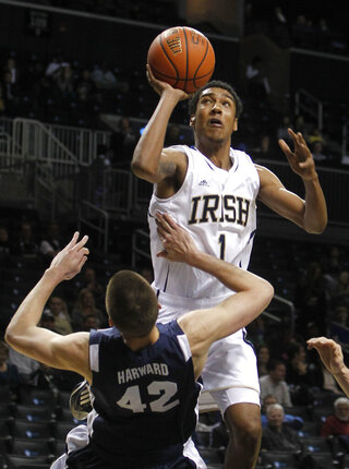 BYU Notre Dame Basketball