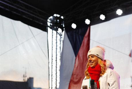 Czech Republic Olympics Ledecka