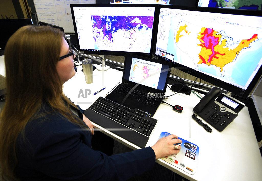 Southern Flood Threat