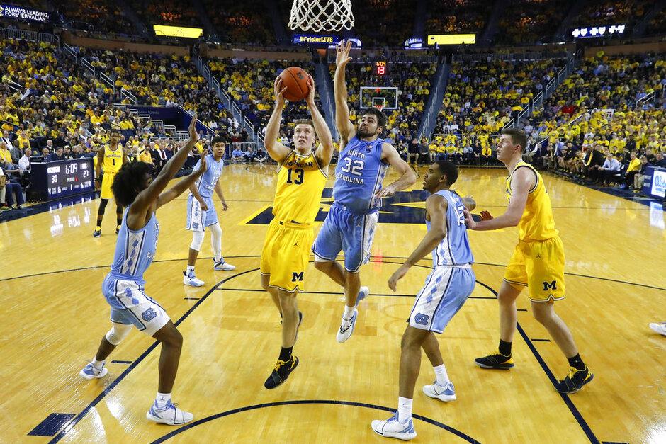 North Carolina Defense Basketball