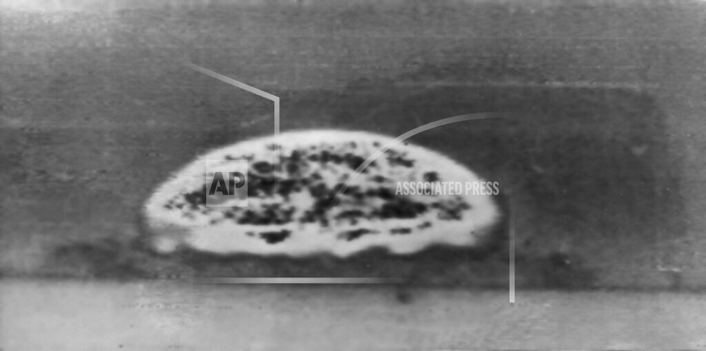 Associated Press Domestic News New Mexico United States ATOMIC BOMB EXPLOSION