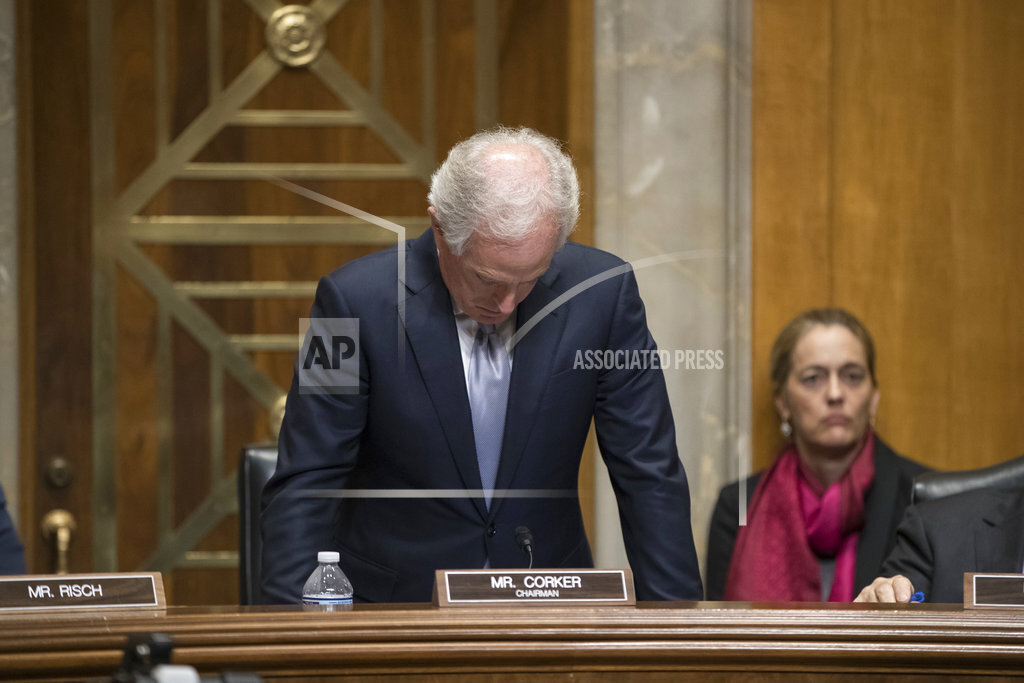 Trump Senate Corker