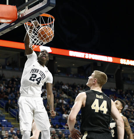 Purdue Penn St Basketball