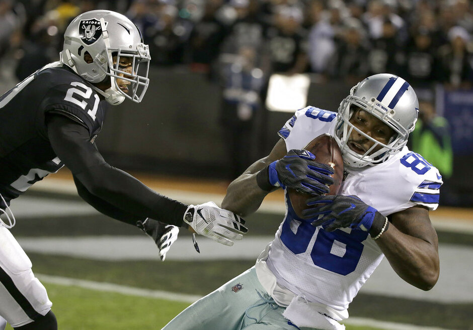 Dez Bryant, Sean Smith