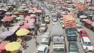 General views of streets in Kabul, Afghanistan