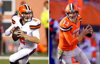 Browns Quarterback Secret Football