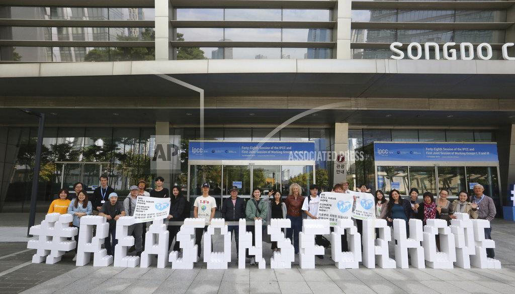 South Korea Climate Ambitious Goal